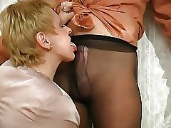 Pantyhose sex videos - 70s porn tube