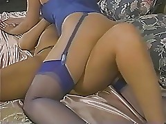 Topless porn clips - classic porn movie